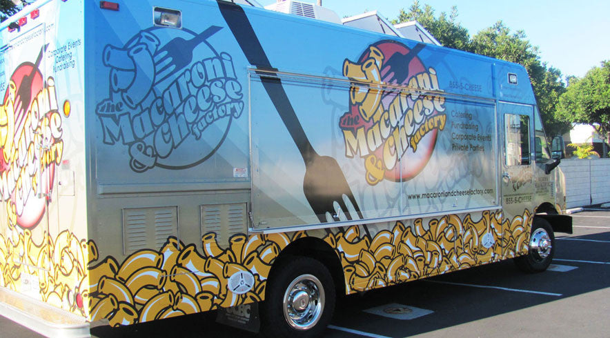 Mac n Cheese food truck