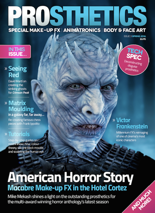 Issue 3 of the Prosthetics Magazine now available online!
