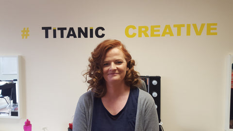 Period Hair Weekend at Titanic Creative Management Belfast Andrew Whiteoak