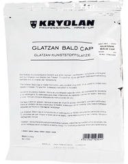 Kryolan - Glatzan Bald Cap (un-coloured) (Small & Large)