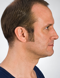 Kryolan - Sideburns Small (3 Colour Options) (09221), Wig Making, Kryolan, Titanic FX, Titanic FX Store, Prosthetic, Makeup, MUA, SFX, FX Makeup, Belfast, UK, Europe, Northern Ireland, NI
