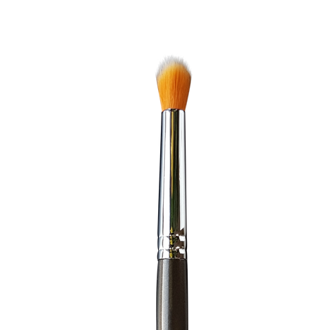 Titanic Pro-FX Brush 107 - Small Round Duo-Fibre Stipple Brush, Tools, Titanic FX, Titanic FX, Titanic FX Store, Prosthetic, Makeup, MUA, SFX, FX Makeup, Belfast, UK, Europe, Northern Ireland, NI