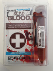 CASUALTY CORNER - European Body Art - Transfusion Blood Line - Scab - Vial Size (CC4)
