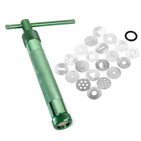 Sculpting Tools - 20 Disc Clay Extruder