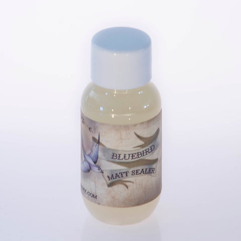 BluebirdFX Matt Sealer - 50ml, sealer, Titanic FX, Titanic FX, Titanic FX Store, Prosthetic, Makeup, MUA, SFX, FX Makeup, Belfast, UK, Europe, Northern Ireland, NI