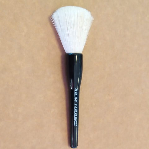 "Xiem Tools - Clean Up & Glaze Brush 1.5"" High Quality Goat Hair"