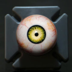 Fourth Seal Studios Horror Icons | Captain Howdy (The Exorcist) Eyes (Pair) 26mm