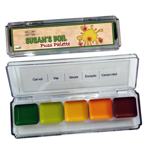 Dashbo - The Susan's Boil Palette - Limited Edition