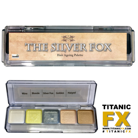 Dashbo FX - The Ultimate Silver Fox Palette