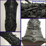 Worbla - Thermoplastic Sheet - Black Art