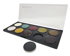 NEW: Evo Cream Palette - Undead - Water & Transfer Resistant! - European Body Art