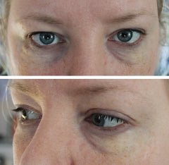 Jess FX - Old Age Eye Bags Character Prosthetics (Encapsulated Silicone)