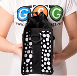 'The Small Spotty Bag' by Get Set Go Bags