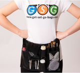 'The Westend Wiggies Hair & Makeup Pouch' by Get Set Go Bags