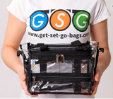'The Mini Set Bag' by Get Set Go Bags, Bags, Belts and Accessories, Get Set Go, Titanic FX, Titanic FX Store, Prosthetic, Makeup, MUA, SFX, FX Makeup, Belfast, UK, Europe, Northern Ireland, NI