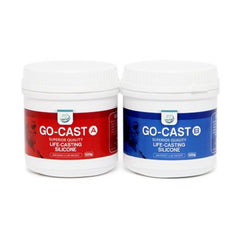 Go-Cast Lifecasting Silicone - 1KG Kit