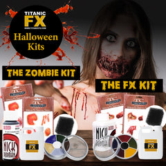 Titanic FX - Ready Made 'Zombie' Kit