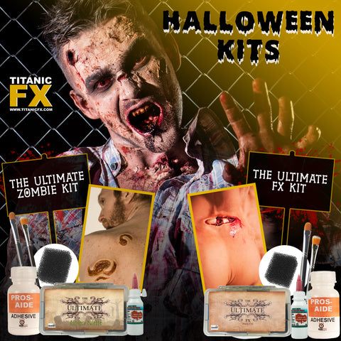 Titanic FX - Ready Made Ultimate Zombie Kit