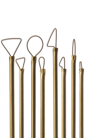 Kens Tools - ST2 - Medium 4 Pack, Sculpting Tools, Kens Tools, Titanic FX, Titanic FX Store, Prosthetic, Makeup, MUA, SFX, FX Makeup, Belfast, UK, Europe, Northern Ireland, NI