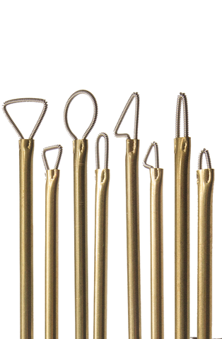 Kens Tools - ST3 - Heavy 4 Pack, Sculpting Tools, Kens Tools, Titanic FX, Titanic FX Store, Prosthetic, Makeup, MUA, SFX, FX Makeup, Belfast, UK, Europe, Northern Ireland, NI