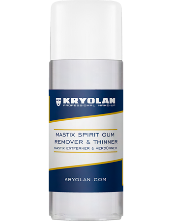 Kryolan - Mastix Spirit Gum Remover and Thinner, Remover, Kryolan, Titanic FX, Titanic FX Store, Prosthetic, Makeup, MUA, SFX, FX Makeup, Belfast, UK, Europe, Northern Ireland, NI