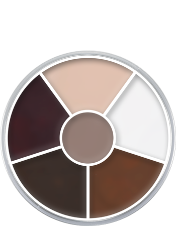Kryolan Old Age Wheel (6 Colours)