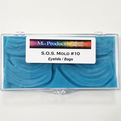 MEL Products - Eyelids / Eye bags - Prosthetic SOS Mould