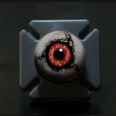 Fourth Seal Studios | Red Lich Eyes 26mm / 28mm