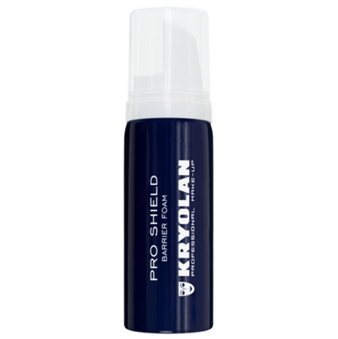 Kryolan Pro Shield Barrier Foam 50ml, Barrier, Titanic Creative Management, Titanic FX Store, Titanic FX Store, Titanic Creative, Prosthetic, Makeup, MUA, SFX, FX Makeup, Belfast, UK, Europe, Northern Ireland, NI