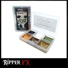 Ripper FX - 'Tooth #1' Mini Pocket Alcohol Palette