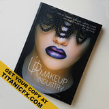 Ultimate Makeup Career Guide: Ur-Makeup Industry Book by Nichola Graham & Mark Totten, Books, Ur-Makeup, Titanic FX, Titanic FX Store, Prosthetic, Makeup, MUA, SFX, FX Makeup, Belfast, UK, Europe, Northern Ireland, NI