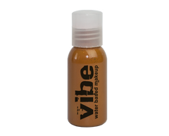 European Body Art - Vibe Water-based Airbrush Paint / Makeup - Nicotine Stain