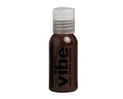 European Body Art - Vibe Water-based Airbrush Paint / Makeup - Dirty Brown