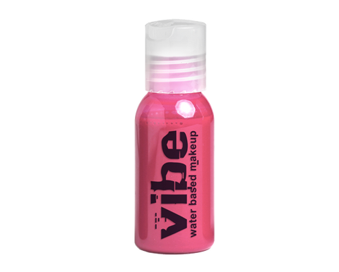 European Body Art - Vibe Water-based Airbrush Paint / Makeup - Pink, Paints, European Body Art, Titanic FX Store, Titanic FX Store, Prosthetic, Makeup, MUA, SFX, FX Makeup, Belfast, UK, Europe, Northern Ireland, NI
