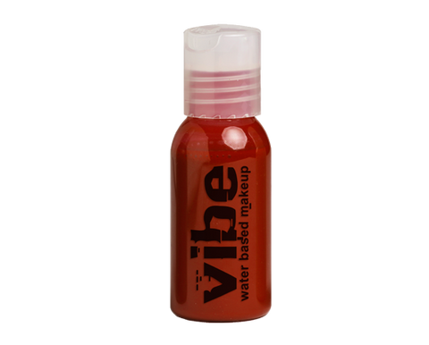 European Body Art - Vibe Water-based Airbrush Paint / Makeup - Rust Red, Paints, European Body Art, Titanic FX Store, Titanic FX Store, Prosthetic, Makeup, MUA, SFX, FX Makeup, Belfast, UK, Europe, Northern Ireland, NI