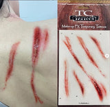 Twilight Creations - Temporary Tattoo Transfers - Whip Marks (1)