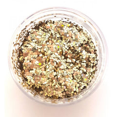 'Champers' Chunky Glitter - The Facepainting Shop