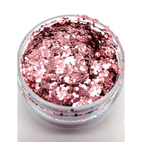 'Baby Pink' Chunky Glitter - The Facepainting Shop