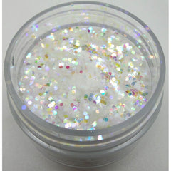 'Iridescent' Chunky Glitter - The Facepainting Shop