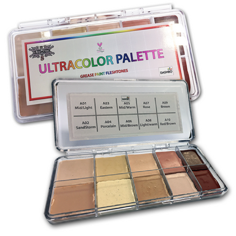 Dashbo - The Ultracolour Flesh Tone Palette