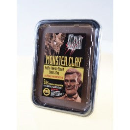 Monster Makers Clay 2.27kg, Sculpting, Titanic Creative Management, Titanic FX Store, Titanic FX Store, Titanic Creative, Prosthetic, Makeup, MUA, SFX, FX Makeup, Belfast, UK, Europe, Northern Ireland, NI