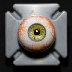 Fourth Seal Studios | Camera Ready Green Eyes (Pair) 26mm / 28mm