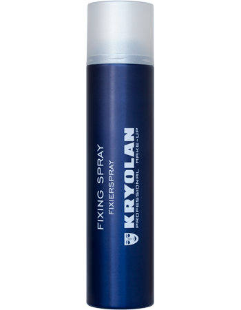 Kryolan - Fixing Spray - 300ml, SFX Materials, Kryolan, Titanic FX, Titanic FX Store, Prosthetic, Makeup, MUA, SFX, FX Makeup, Belfast, UK, Europe, Northern Ireland, NI