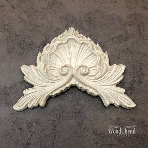 WoodUBend | Decorative Large Fan ( 1227 ) | 22cm x 13cm