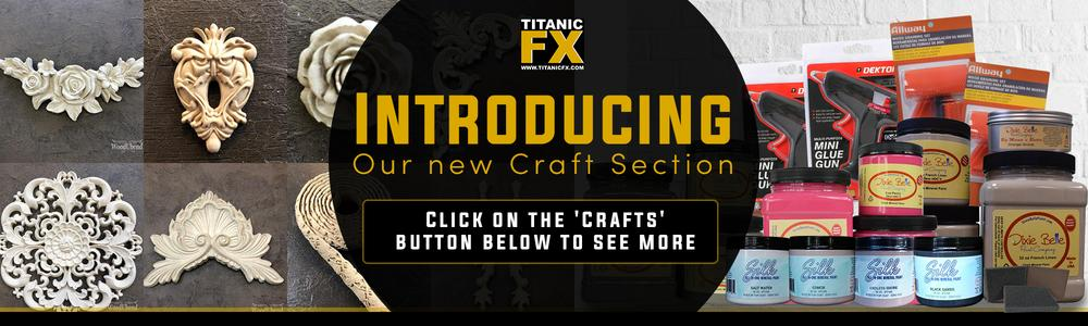 Titanic FX Click Lock Brush Protector Tube