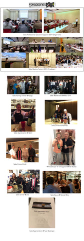 Sake Seminars & Events