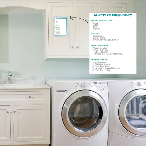 Laundry Room Tips and Tricks for Keeping Organized