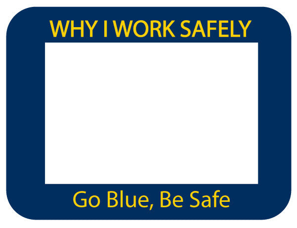 university of michigan workplace safety label