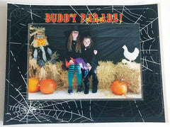 buddy parade customize photo frame for halloween giveaway