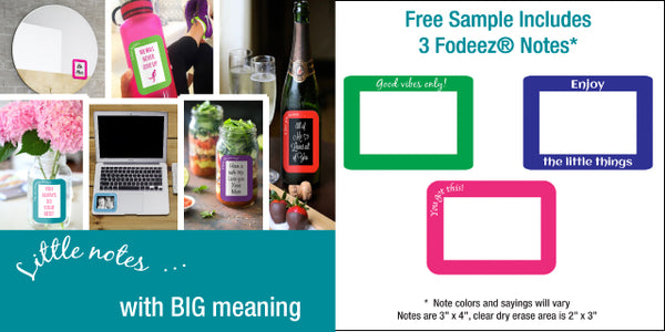 free sample peel and stick reusable adhesive picture frame dry erase board